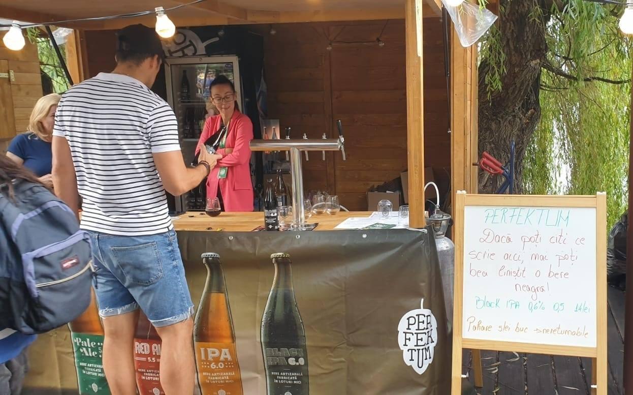 Perfektum la Cluj Craft Beer Festival -2019