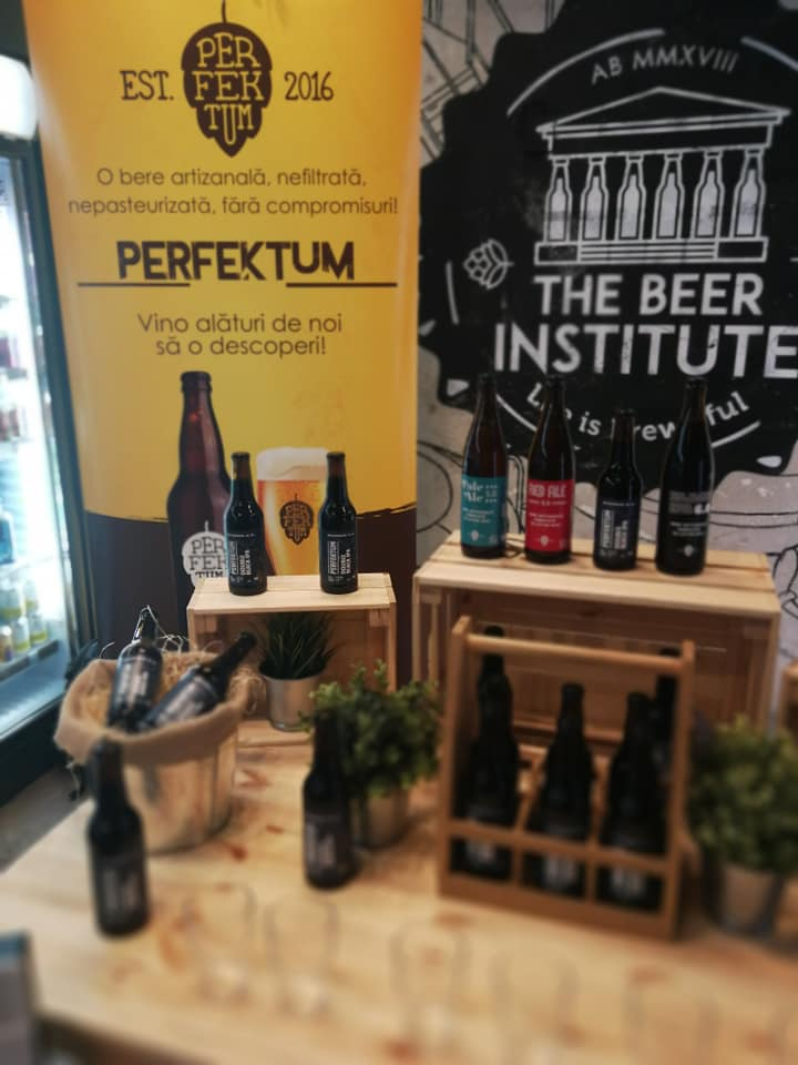 Perfektum la Beer Institute