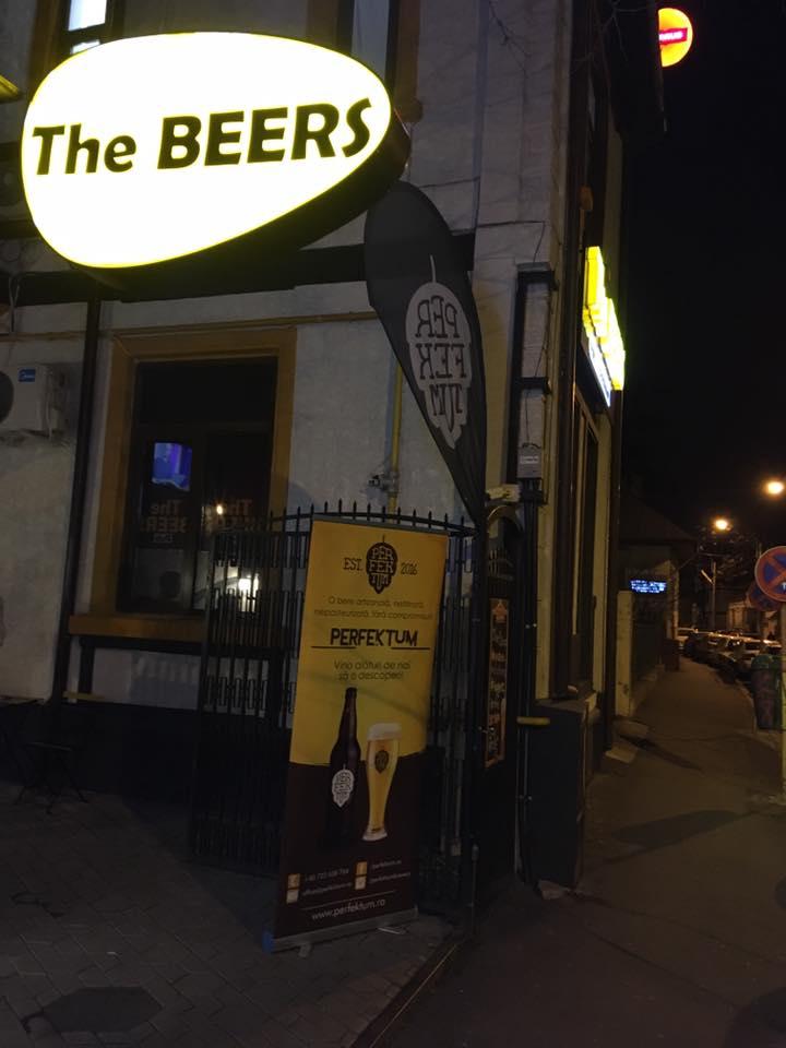 Berea Perfektum la The Beers